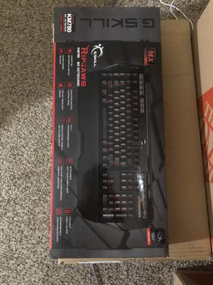 G skill keyboard for Sale in Chicago, IL