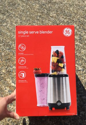 Single serve Blender for Sale in Wendell, NC