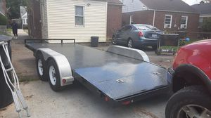 Car hauler wet electric hints new tires for Sale in Detroit, MI