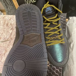 Nike SB Dunk high Black sheep hornet With Special package for Sale in Winfield, PA