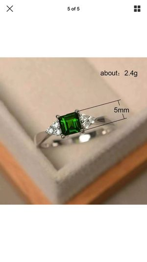 Emerald ring for Sale in Front Royal, VA