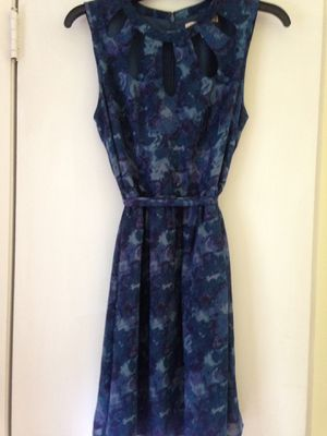 Blue/purple mosaic colors dress for Sale in Cary, NC