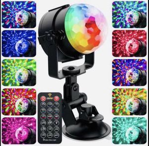 New Disco Party Lights Strobe LED DJ Ball Sound Activated Dance Lamp Decoration for Sale in Los Angeles, CA