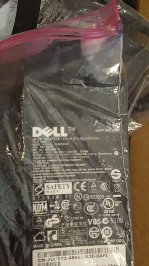 Laptop adapters, Dell, Hp, Toshiba, Acer,, Lenovo, Asus,Sony and more for Sale in Grapevine, TX