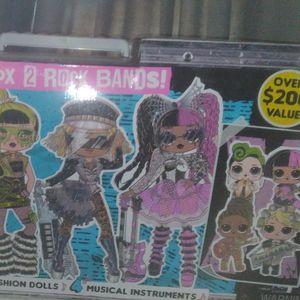 Lol surprise Rockband Remix for Sale in Vernon, CA