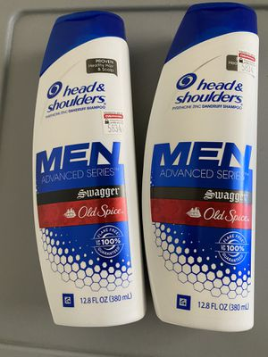 Head and Shoulders 2 in 1 men shampoo and conditioner old spice for Sale in Rosemead, CA