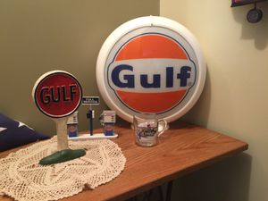 GULF OIL COLLECTION for Sale in Martinsburg, WV