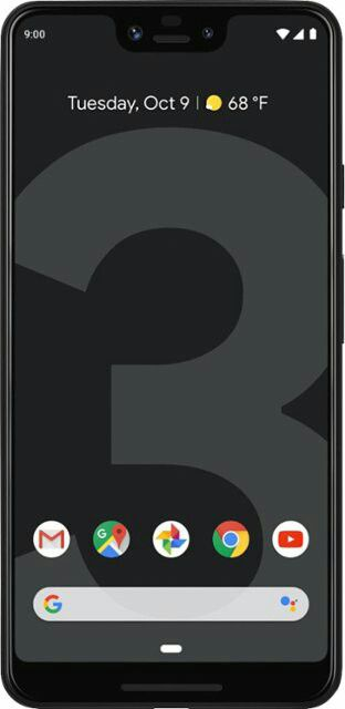 PIXEL 3 XL 128G UNLOCKED OR PAY 33$ DOWN NO CREDIT NEEDED