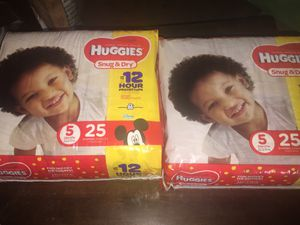 Huggies snug & dry for Sale in Lodi, CA