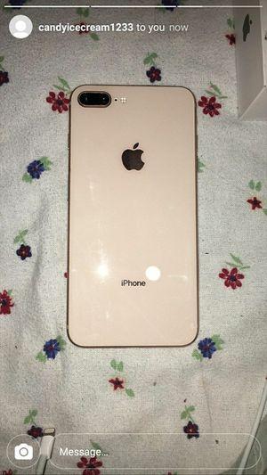 I phone 8 plues unlocked needs new antenna. for Sale in Philadelphia, PA