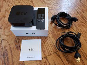 Apple tv 4k for Sale in Escondido, CA