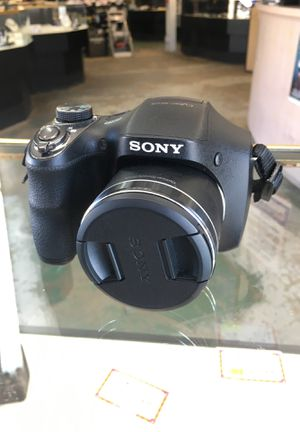 Sony DSC-H300 Digital Camera Cybershot for Sale in Raleigh, NC