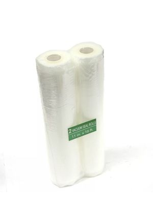 2 rolls vacuum sealer odor free bags for Sale in City of Industry, CA
