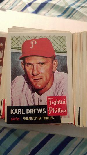 Topps Baseball Achieves (163) card lot for Sale in Elizabeth, NJ