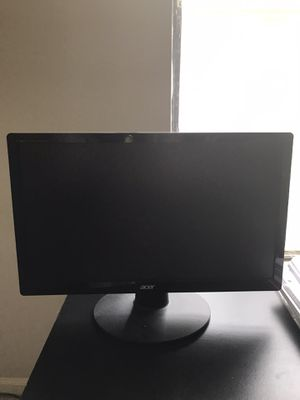 Acer monitor for Sale in Tallahassee, FL