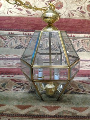 Chadelier/lamp for Sale in Greenville, SC