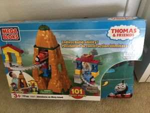 Thomas and Friends Mega Blocks Adventures on Misty Island for Sale in Davenport, FL