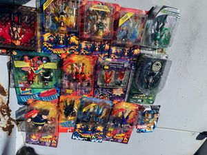 Mixed action hero loot $150 for Sale in San Antonio, TX