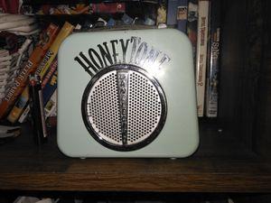 Danelectro Honeytone Mini-Amp (Aqua) for Sale in Oakland City, IN
