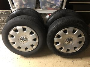 VW rims and Michelin tires for Sale in NORTH PENN, PA