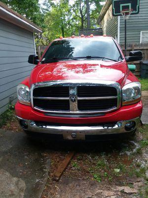 2006 Dodge Ram 3500 MEGA CAB SLT for Sale in Lawrenceville, GA