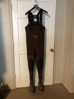 RedHead Bone-Dry 3.5mm Neoprene Boot-Foot Thinsulate 600g 3M Fishing Waders Mens size 6 for Sale in Mesa, AZ