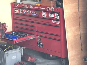Matco 4s tool box excellent condition . for Sale in San Diego, CA