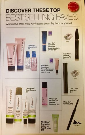 Huge variety of Mary Kay items on sale at 50% off! for Sale in Tampa, FL