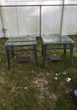 Matching end tables for Sale in Tinton Falls, NJ