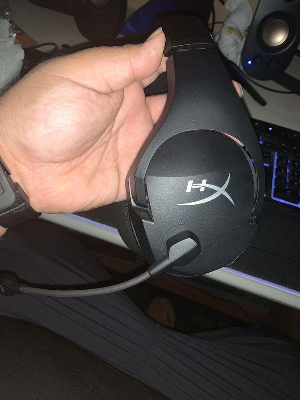 Hyper x wireless headset for pc