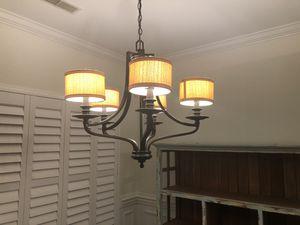 5 light chandelier for Sale in Goose Creek, SC