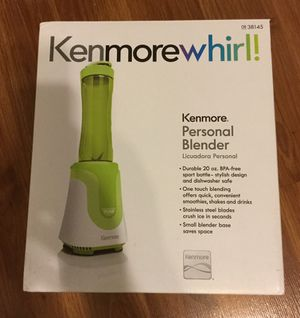 Kenmore Whirl Personal Blender 20 oz. for Sale in Madison Heights, MI