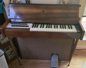 Vintage Farfisa Pianorgan Organ for Sale in Plano, TX