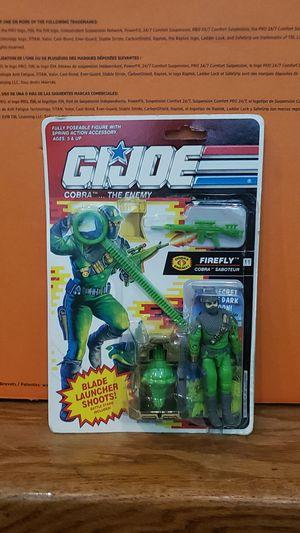 1991 GI Joe Firefly for Sale in San Jose, CA