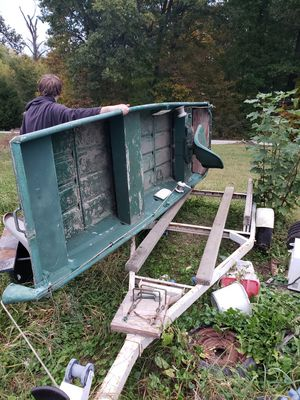 Boat and trailer With title for Sale in Martinsville, IN
