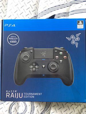 Razer Raiju Tournament Edition (ps4 and PC) for Sale in San Francisco, CA