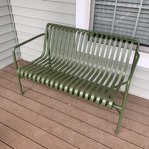 Strong and comfortable outdoor sofa for Sale in Vernon, CT