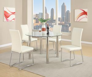 5 pc Dining Table $299 for Sale in Miami, FL
