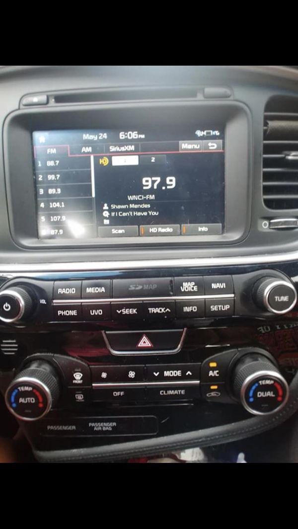 Kia Optima SXL Turbo