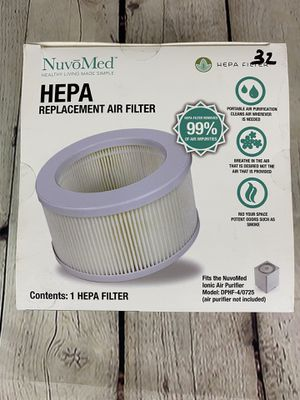 Hepa Replacement Air Filter for Sale in Braselton, GA
