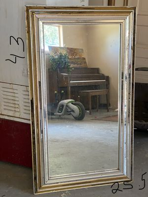 Nice metal dots mirror for Sale in Corning, CA