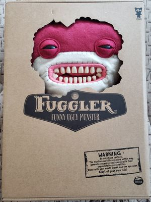 Fuggler - Funny Ugly Monster for Sale in Apple Valley, CA