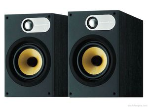 Bowers & Wilkins bookshelves speakers Excellent condition for Sale in San Bruno, CA