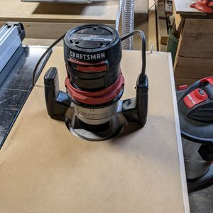 Craftsman Router With Table for Sale in Cleveland, OH