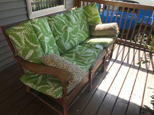 Vintage indoor/outdoor furniture set for Sale in Akron, OH