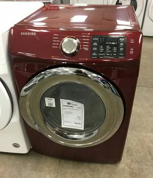 New Samsung 7.5 CuFt Capacity Electric Dryer With Steam for Sale in Gilbert, AZ