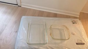 Pyrex 2 pieces for Sale in West Bloomfield Township, MI