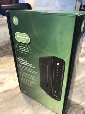 Wireless router for Sale in North Bethesda, MD