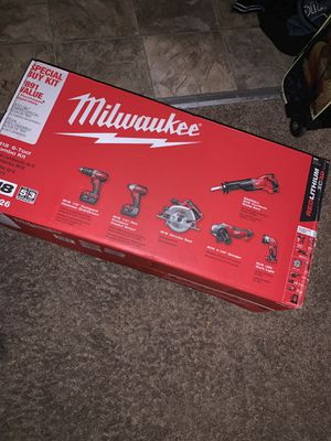 Milwaukee power tools for Sale in Alexandria, VA