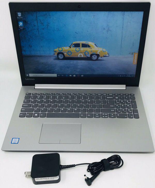 Lenovo IdeaPad Latop - 2.4 GHz 4GB 500GB Win 10